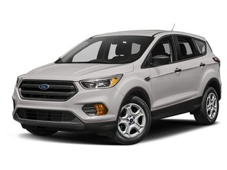 2019 Ford Escape SUV White Platinum Metallic Tri-Coat
