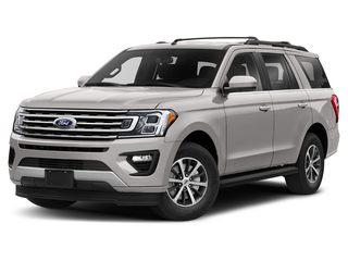2019 Ford Expedition SUV White Platinum Metallic Tri-Coat