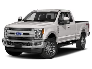 2019 Ford F-250 Truck White Platinum Tri-Coat Metallic