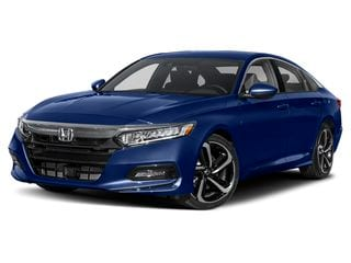 2019 Honda Accord Sedan Still Night Blue Pearl