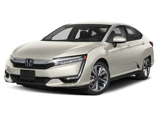 2019 Honda Clarity Plug-In Hybrid Sedan Platinum White Pearl