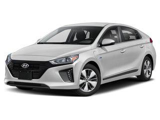 2019 Hyundai Ioniq Plug-In Hybrid Hatchback Polar White
