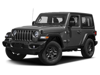 2019 Jeep All-New Wrangler SUV Sting-Grey