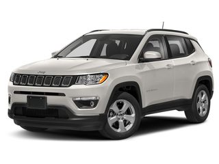 2019 Jeep Compass SUV White