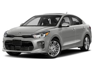 2019 Kia Rio Sedan Ultra Silver Metallic