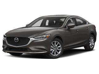 2019 Mazda Mazda6 Sedan Titanium Flash Mica