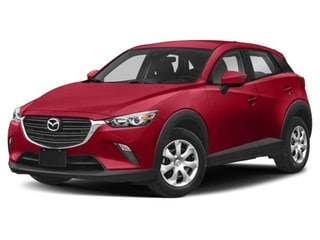 2019 Mazda CX-3 SUV Soul Red Crystal Metallic