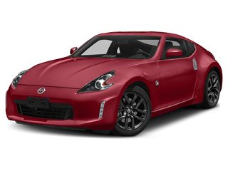 2019 Nissan 370Z Coupe Solid Red