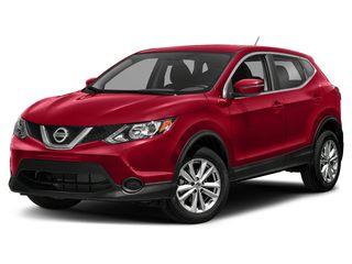 2019 Nissan Qashqai SUV Scarlet Ember Pearl