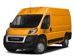 2019 Ram ProMaster 2500 Van School Bus Yellow