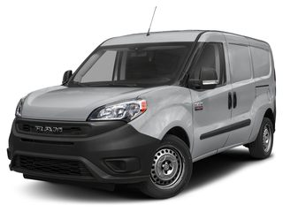 2019 Ram ProMaster City Van Silver Metallic