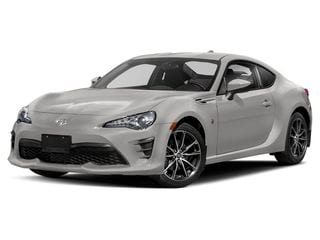 2019 Toyota 86 Coupe Steel