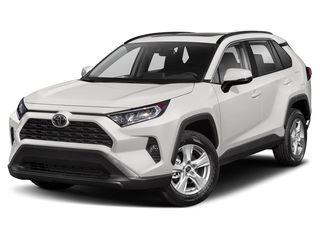 2019 Toyota RAV4 SUV Super White