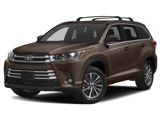 2019 Toyota Highlander SUV Toasted Walnut Pearl