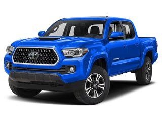 2019 Toyota Tacoma Truck Voodoo Blue