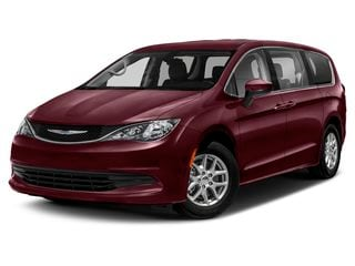 2020 Chrysler Pacifica Van Velvet Red Pearl