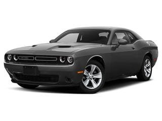 2020 Dodge Challenger Coupe Smoke Show