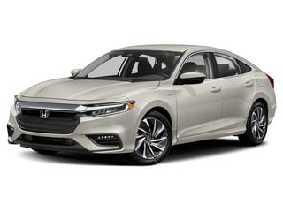 2020 Honda Insight Sedan Platinum White Pearl