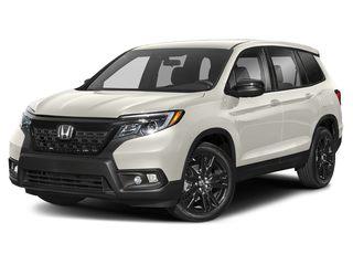 2020 Honda Passport SUV Platinum White Pearl