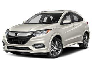 2020 Honda HR-V SUV Platinum White Pearl