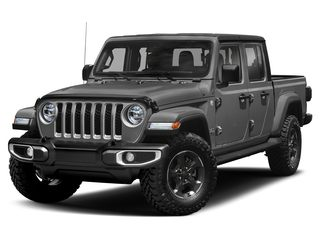 2020 Jeep Gladiator Truck Sting-Grey
