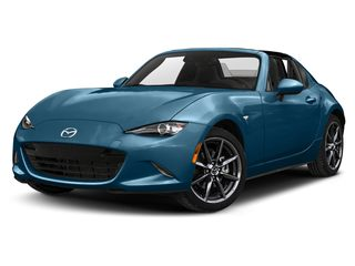 2020 Mazda MX-5 RF Convertible Eternal Blue Mica