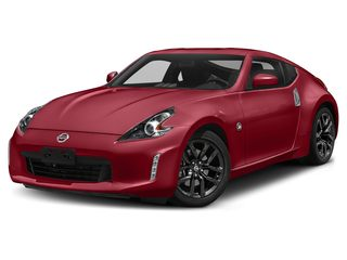 2020 Nissan 370Z Coupe Solid Red