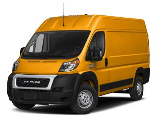 2020 Ram ProMaster 2500 Van School Bus Yellow