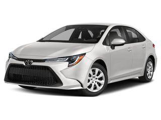 2020 Toyota Corolla Sedan Super White