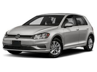 2020 Volkswagen Golf Hatchback Tungsten Silver Metallic