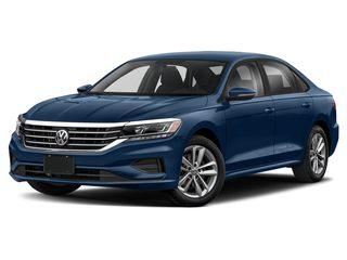 2020 Volkswagen Passat Sedan Tourmaline Blue Metallic