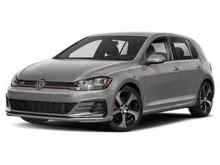 2020 Volkswagen Golf GTI Hatchback Tungsten Silver Metallic