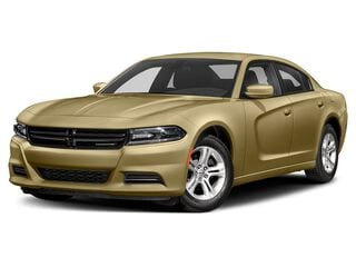 2021 Dodge Charger Sedan White Gold