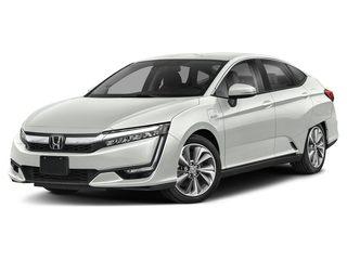2021 Honda Clarity Plug-In Hybrid Sedan Platinum White Pearl