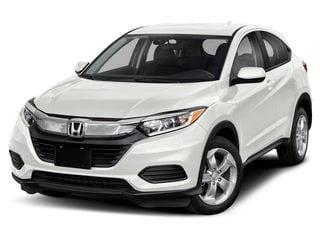 2021 Honda HR-V SUV Platinum White Pearl