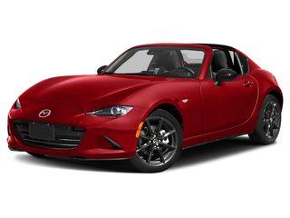 2021 Mazda MX-5 RF Convertible Soul Red Crystal Metallic
