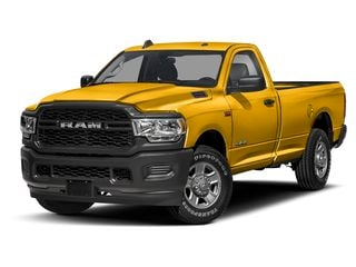 2021 Ram 2500 Truck Yellow