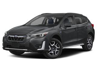 2021 Subaru Crosstrek Plug-in Hybrid SUV Magnetite Grey Metallic
