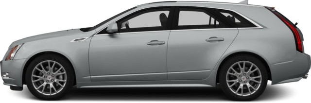 2014 CADILLAC CTS Wagon 3.0L Luxury