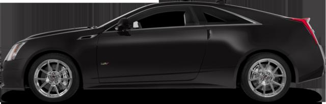 2014 CADILLAC CTS-V Coupe Base