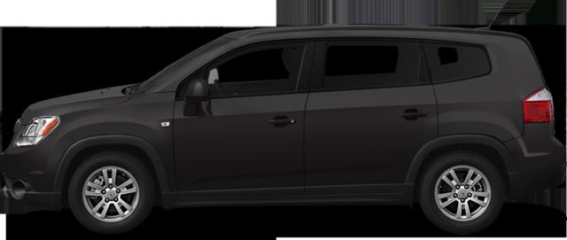 2014 Chevrolet Orlando SUV LTZ