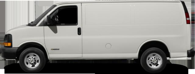 2014 Chevrolet Express 1500 Van 3LT