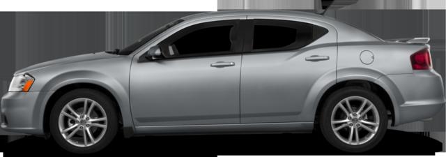 2014 Dodge Avenger Sedan Base
