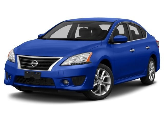 2014 Nissan Sentra Front View