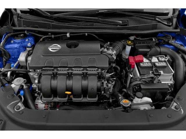 2014 Nissan Sentra Engine