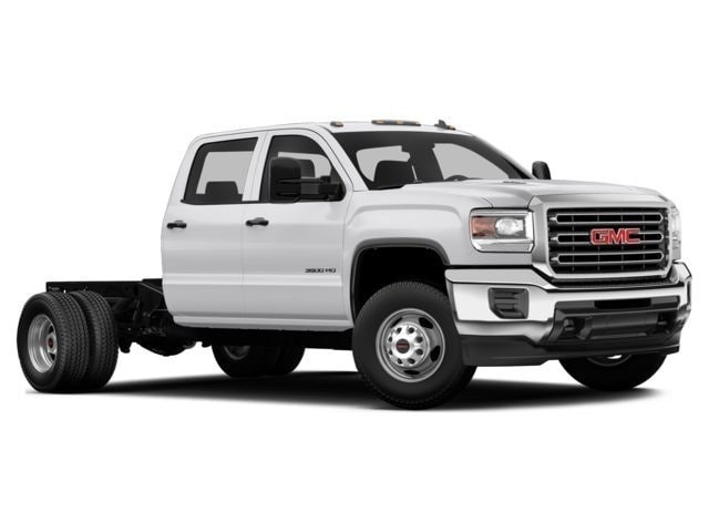 2015 GMC Sierra 3500HD Chassis-Cab