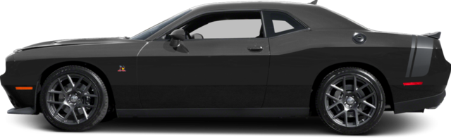 2016 Dodge Challenger Coupe R/T Scat Pack