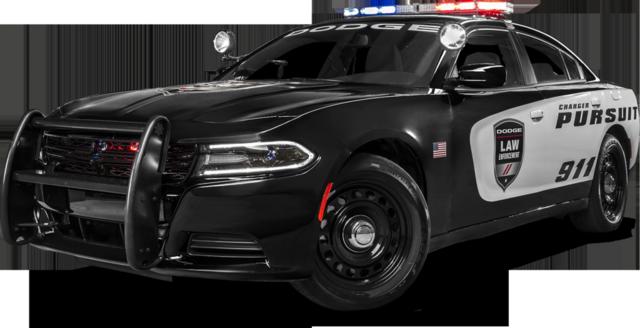 2016 Dodge Charger Sedan Police