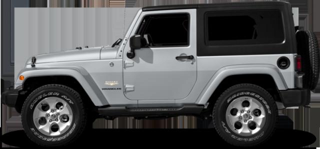2016 Jeep Wrangler SUV Sahara