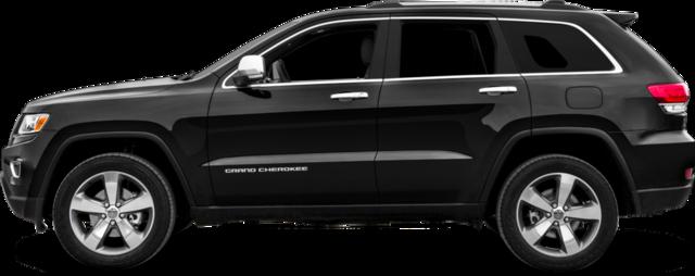 2016 Jeep Grand Cherokee SUV Limited